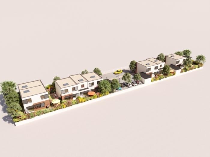 Maisons neuves Tournefeuille référence 4745 : aperçu n°2