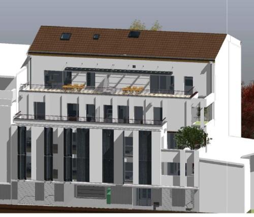 Appartements neufs Saint-Michel référence 4753