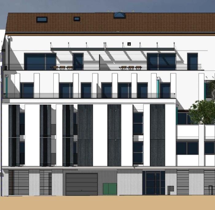 Appartements neufs Saint-Michel référence 4753 : aperçu n°2