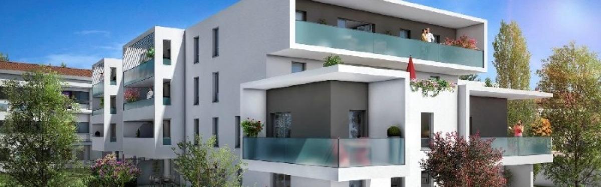 Vinci Immobilier - Le programme neuf Parc Madéra de Vinci à Toulouse