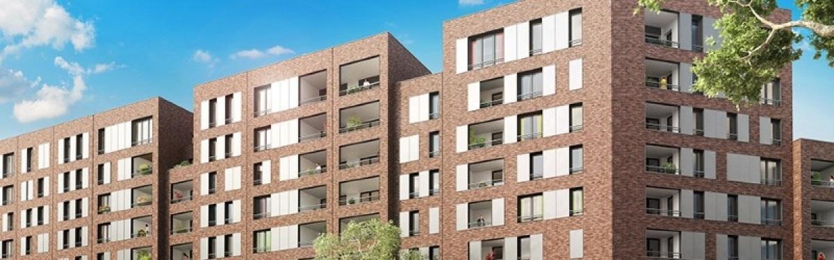 Vinci Immobilier - Programme neuf Carré d'Art de Vinci immobilier