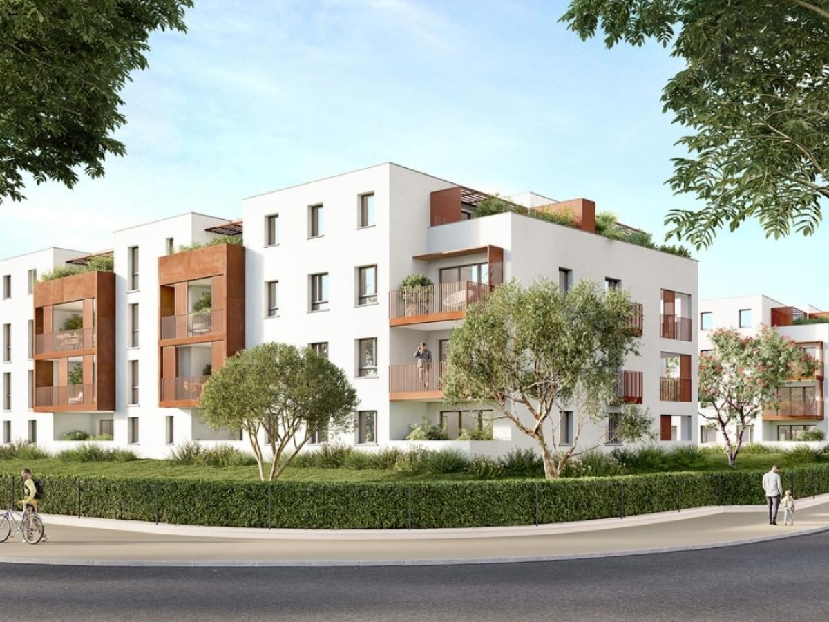 AFC Promotion, promoteur immobilier à Toulouse - La résidence Res'Pyr à Toulouse