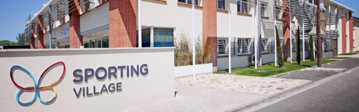 Sporting Promotion - Les bureaux Sporting Village de Sporting Promotion