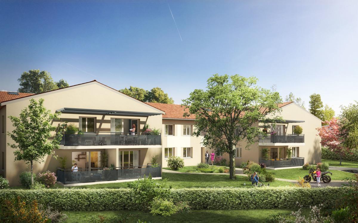 promoteur immobilier toulouse - Résidence Le Clos Saint-Martin à Toulouse