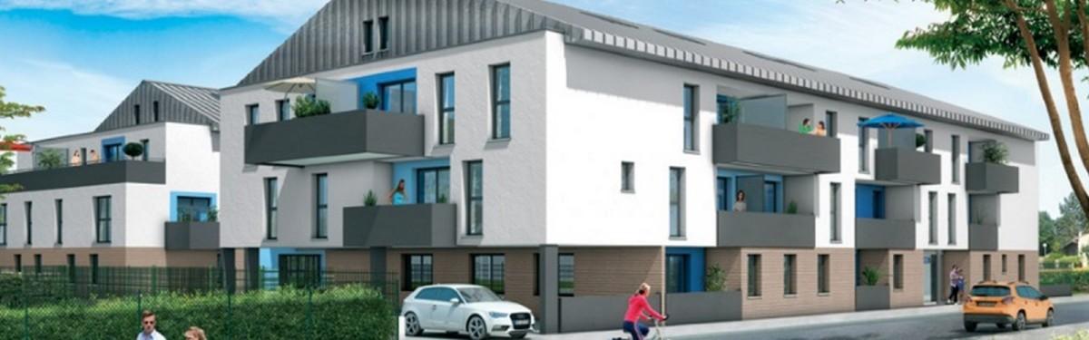 Saint-Georges Promotion - La résidence Métropolis à Borderouge