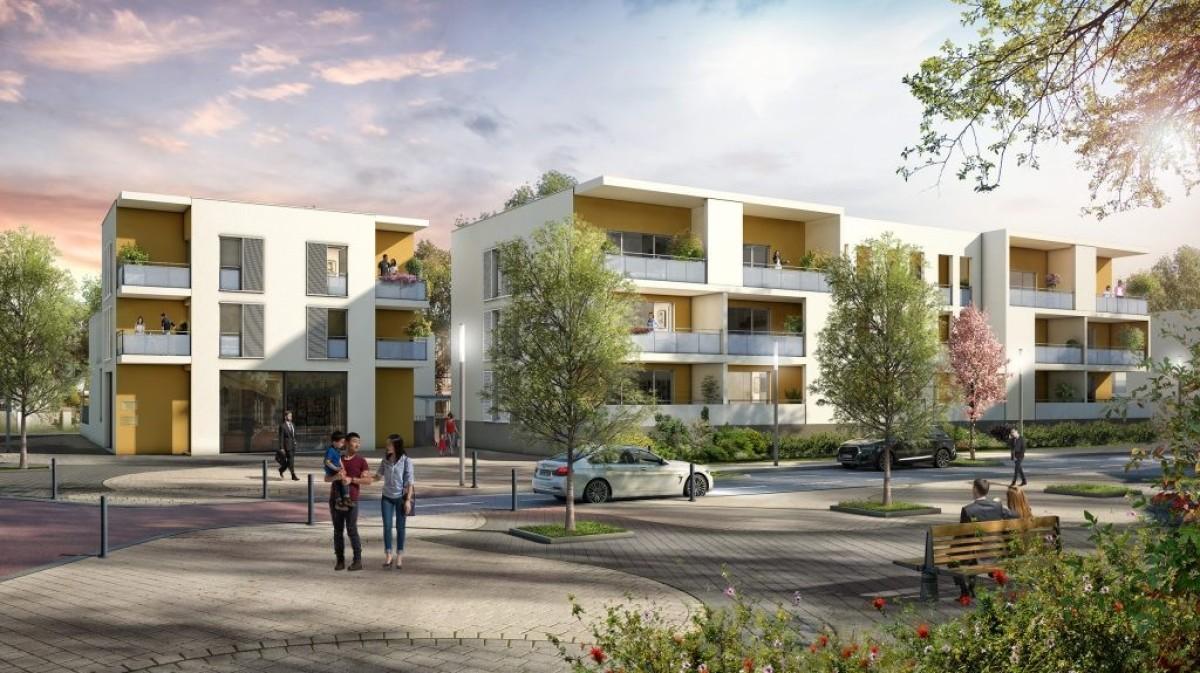 Saint-Agne Immobilier - Programme Le Parc de Lucile à Toulouse