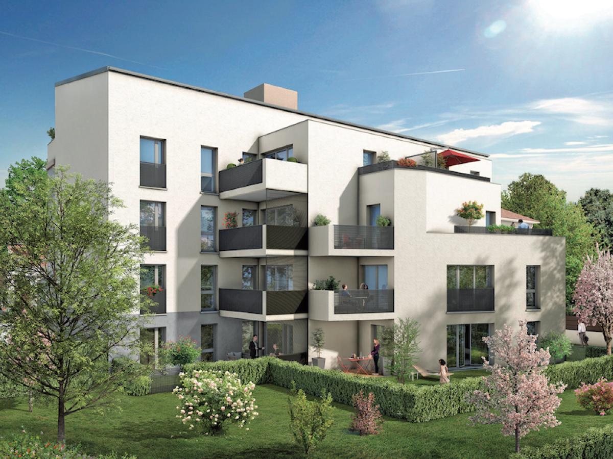 BPD Marignan promoteur immobilier à Toulouse - Le programme immobilier neuf Parc Saint-Roch à Toulouse