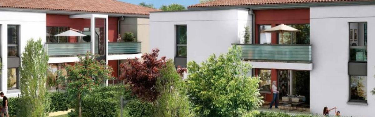 BPD Marignan promoteur immobilier à Toulouse - Le programme neuf Domaine du Canal à Toulouse