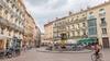 centre ville Toulouse - Une place du centre de Toulouse