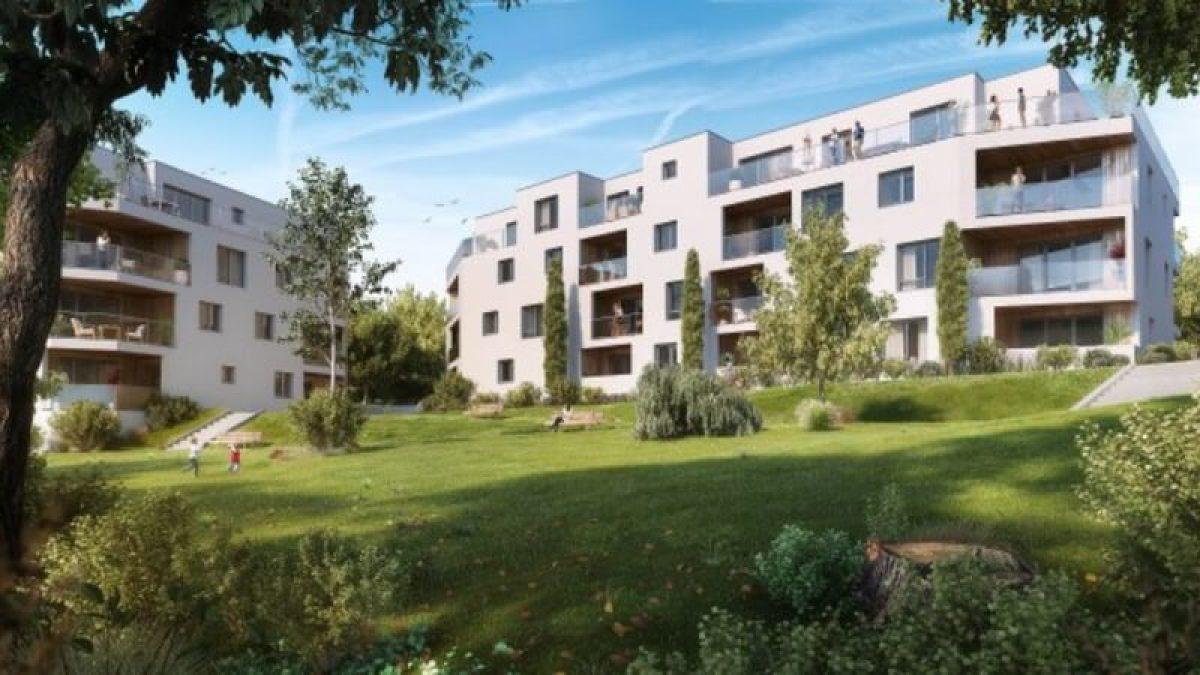 Sagec - Un programme immobilier neuf à Toulouse