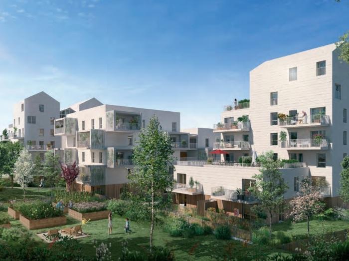 Appartements neufs Saint-Martin-du-Touch référence 5045 : aperçu n°0