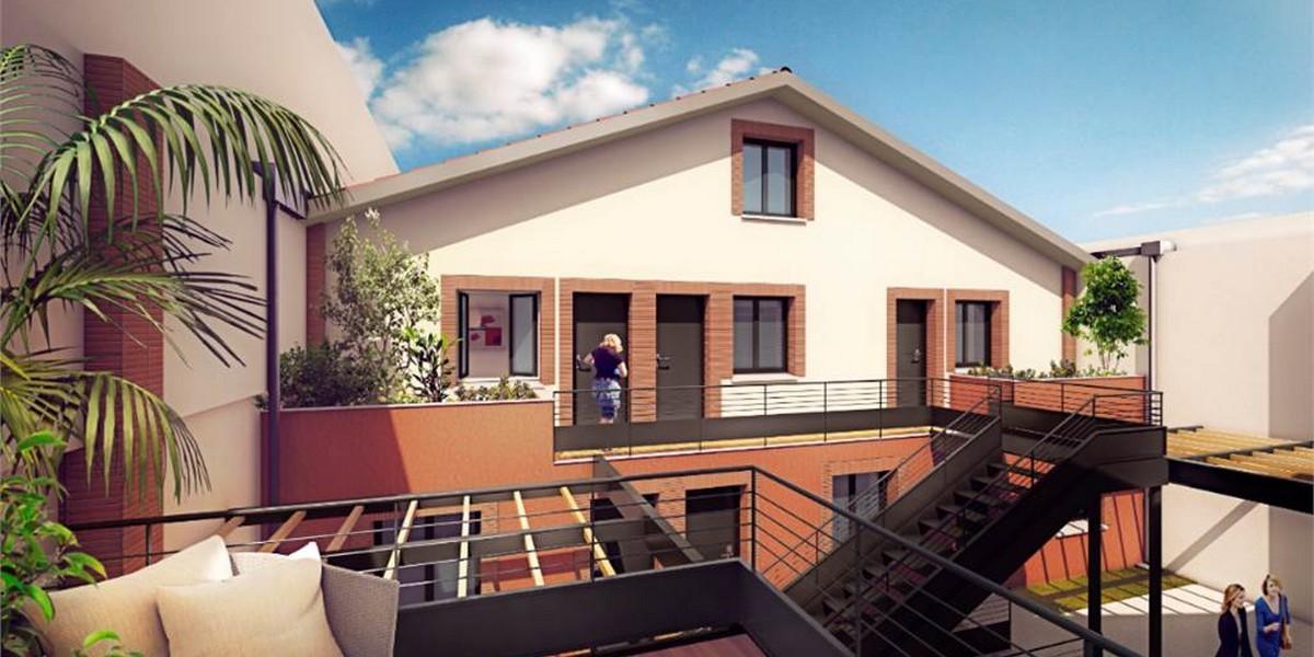 Éclisse Promotion - Appartements neufs à Toulouse