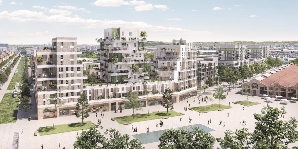 nexity - La résidence Hype Park à Toulouse