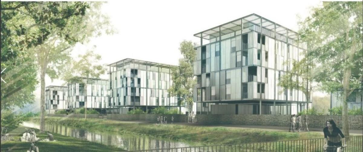nexity - La résidence Krypton à Toulouse