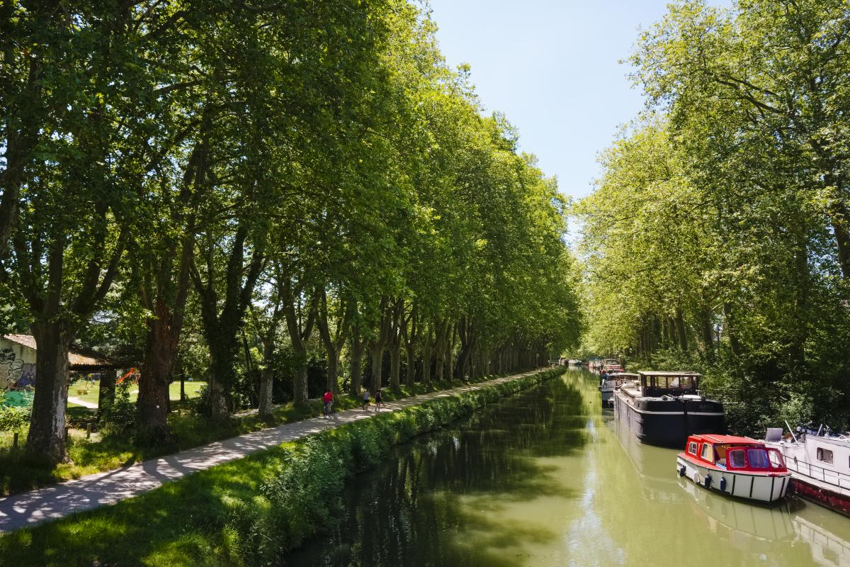 Prix immobiliers neufs - Le Canal du Midi