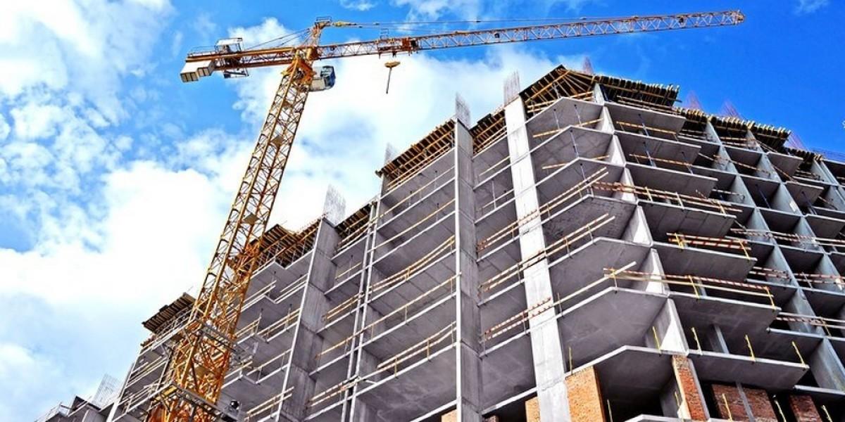 covid-19 promotion neuve - Immeuble en construction