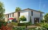 Belin Immobilier - Visuel 3D de la résidence Unik de Belin