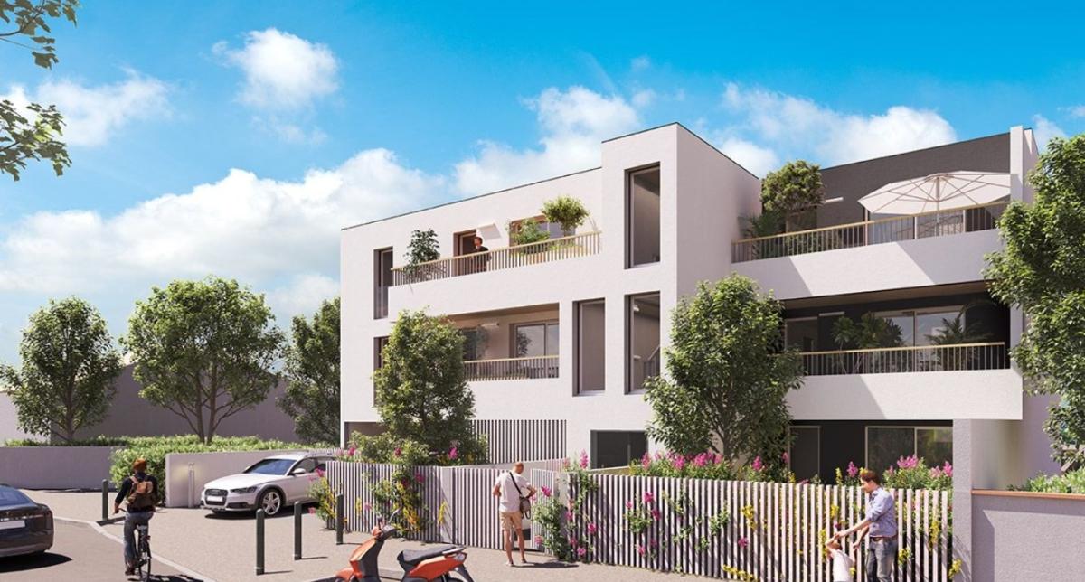 Centralia, promoteur immobilier à Toulouse - Une résidence neuve à Toulouse
