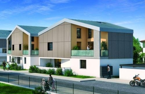 Appartements neufs Blagnac référence 4871