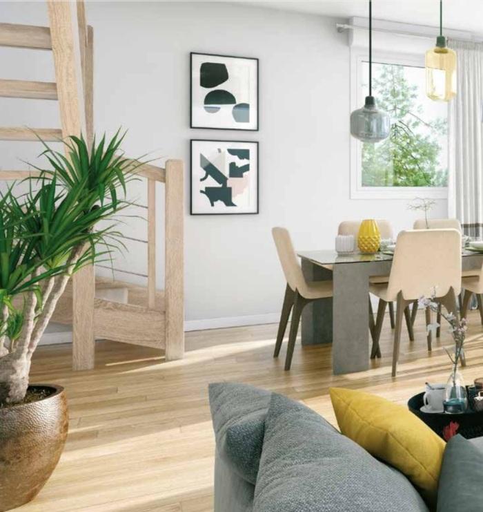 Appartements neufs Blagnac référence 4871 : aperçu n°2