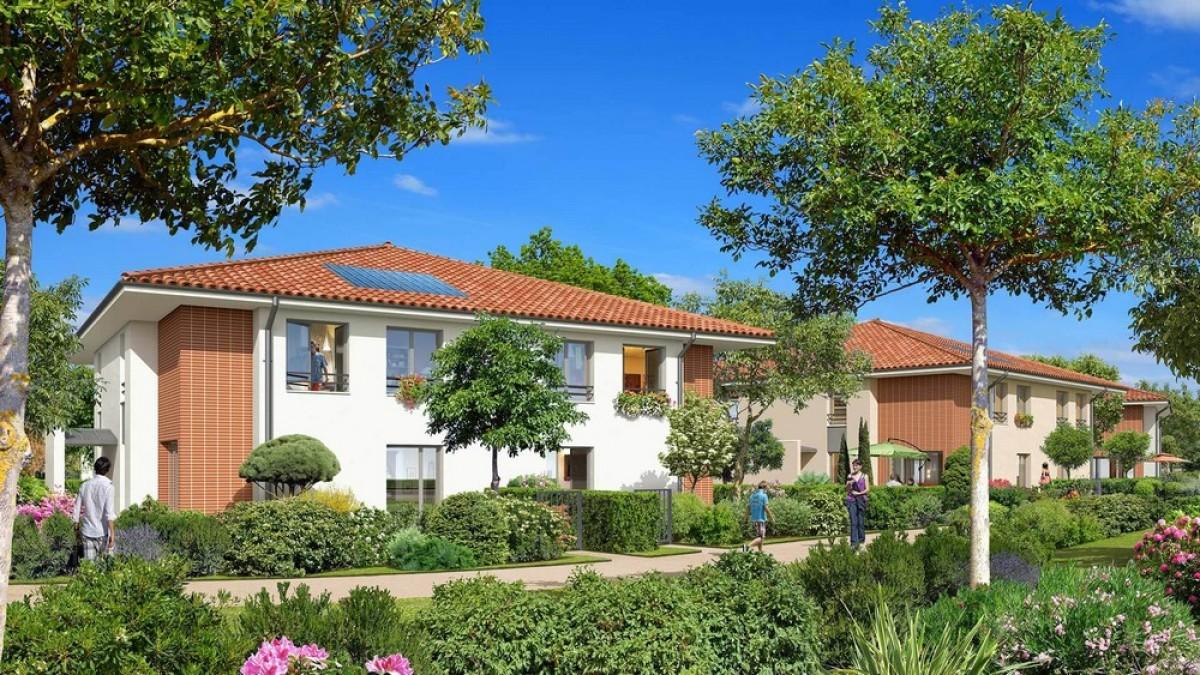 kaufman and broad - La résidence Comté Tolosan