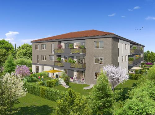 Appartements neufs Castanet-Tolosan référence 5308