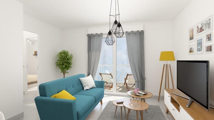 Appartements neufs Castanet-Tolosan référence 5308 : aperçu n°1
