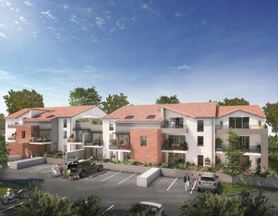Appartements neufs Mondonville référence 5108