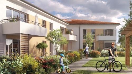 Appartements neufs Saint-Orens-de-Gameville référence 5357