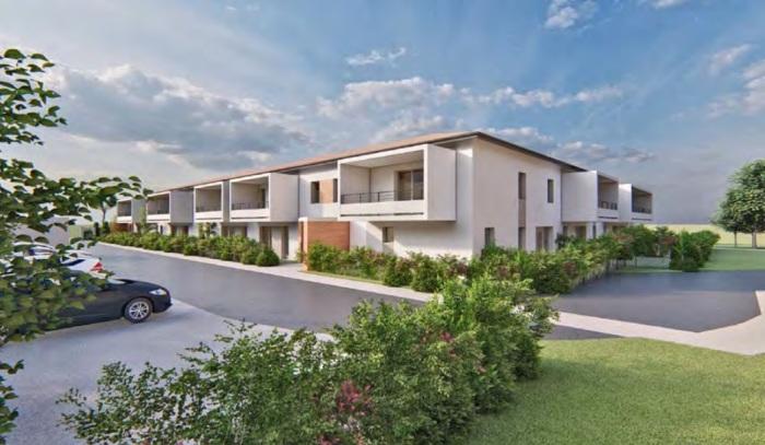 Appartements neufs Mondonville référence 5059 : aperçu n°2