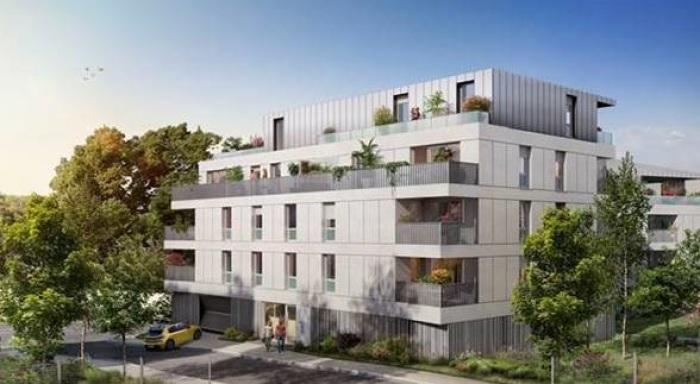 Appartements neufs Rangueil référence 5035 : aperçu n°0