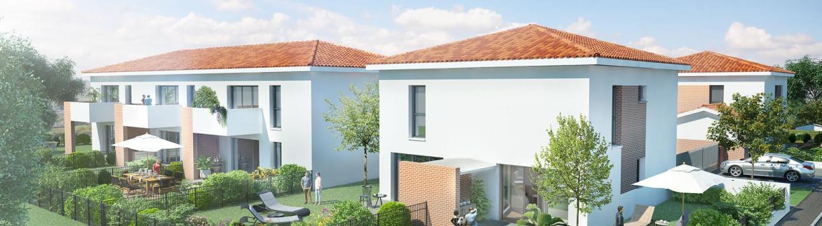 Imodeus Invest promoteur immobilier à Toulouse - la résidence Equation à Cugnaux