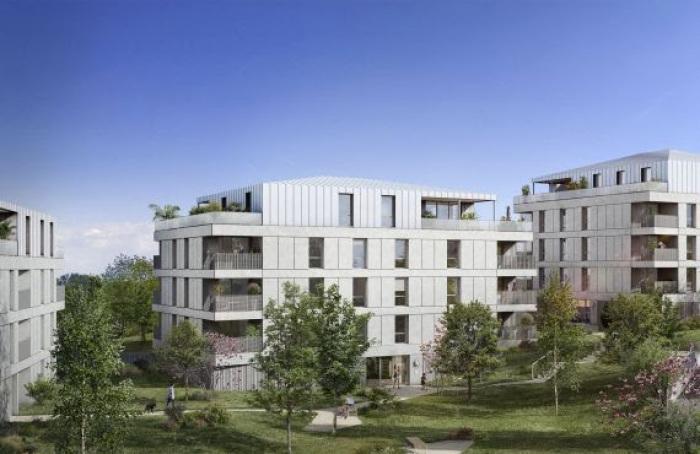 Appartements neufs Rangueil référence 5037 : aperçu n°0