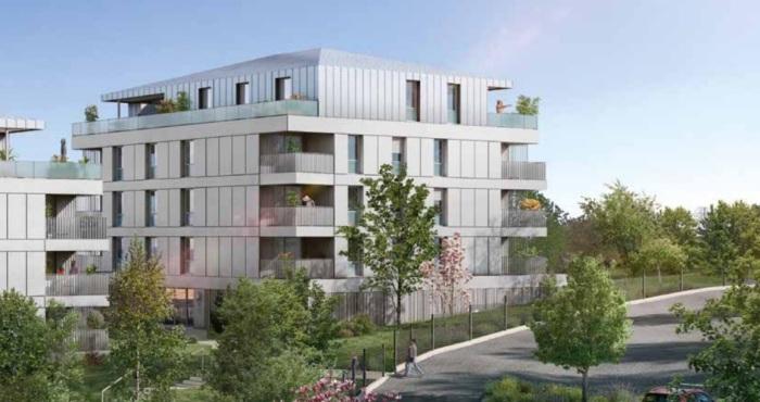 Appartements neufs Rangueil référence 5037 : aperçu n°3