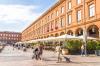 Architecture toulousaine place du Capitole