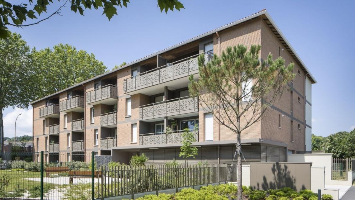Green City promoteur immobilier à Toulouse - la résidence Parc Renoir