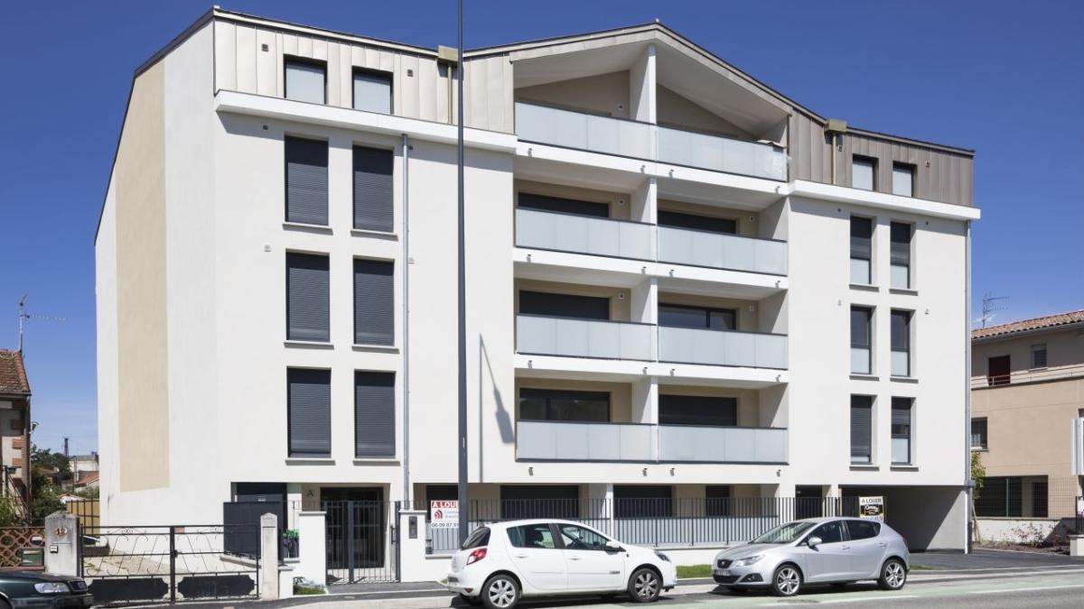 Green City promoteur immobilier à Toulouse - la résidence Villa Capucine