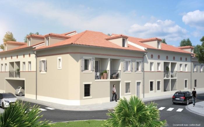 Appartements neufs Plaisance-du-Touch référence 5061 : aperçu n°0