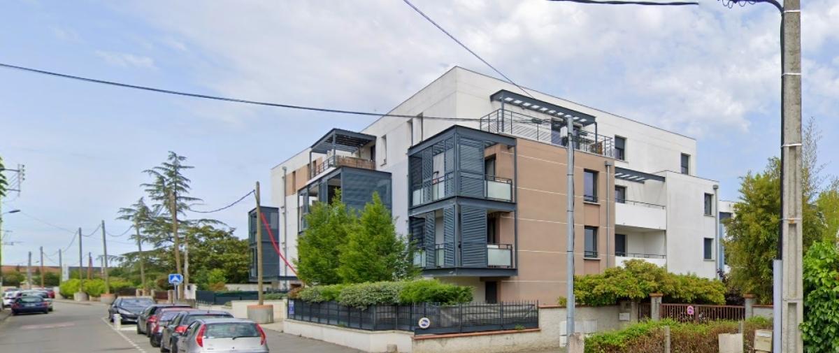 Programme immobilier neuf Saint-Martin-du-Touch - vue sur une résidence moderne