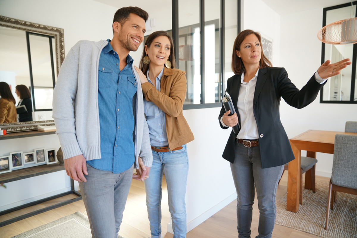 Louer un appartement neuf à Toulouse - Visite d'un logement neuf avec un gestionnaire locatif