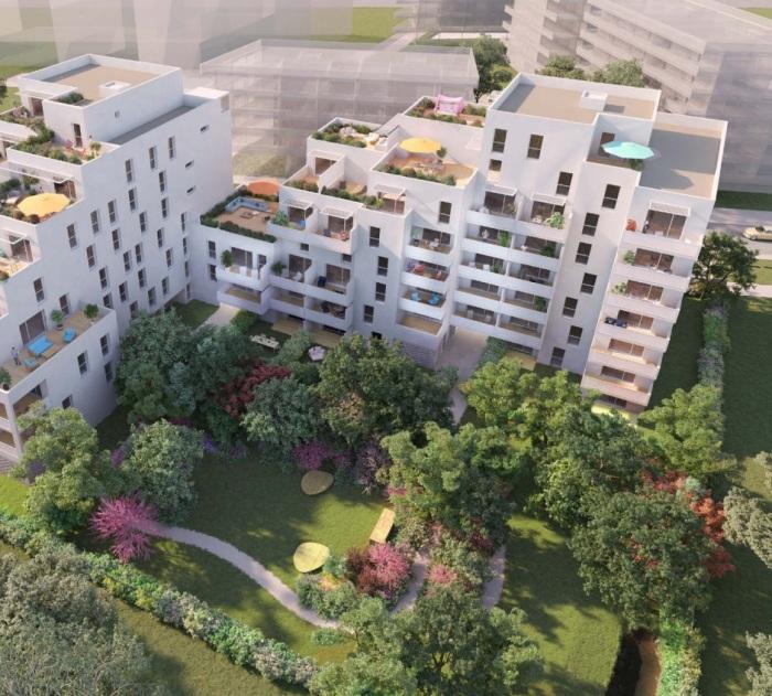 Appartements neufs Saint-Martin-du-Touch référence 5043 : aperçu n°0