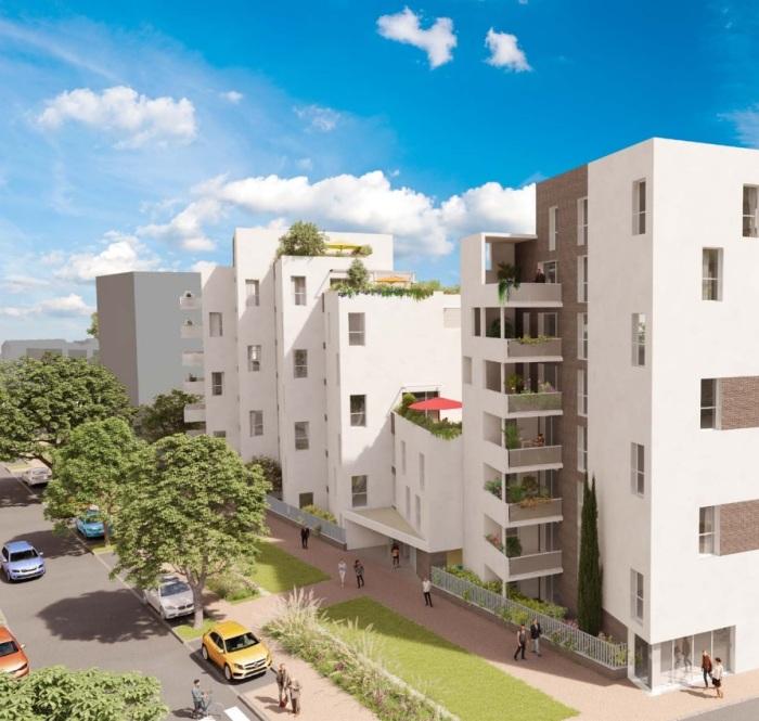 Appartements neufs Saint-Martin-du-Touch référence 5043 : aperçu n°2