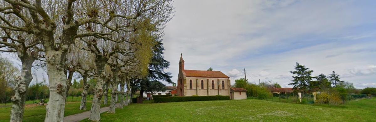 programme immobilier neuf Saint-Jory - chapelle de beldou