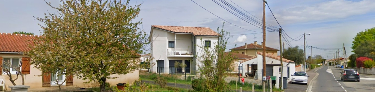 programme immobilier neuf Saint-Jory - chemin de gagnac