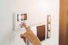 Louer un appartement neuf à Toulouse - Un visiophone dans un appartement neuf sécurisé