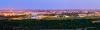 Vue panoramique sur Toulouse depuis Pech David