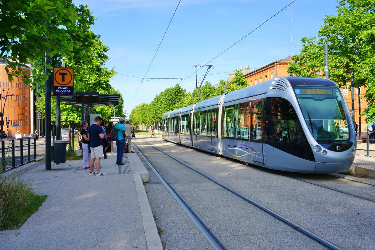 Investissement immobilier Toulouse Centre Ville - Tramway au Palais de Justice