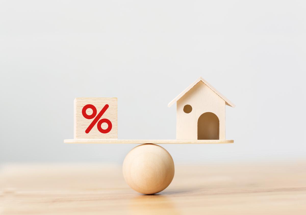 Crédits immobiliers à Toulouse - Illustration du concept