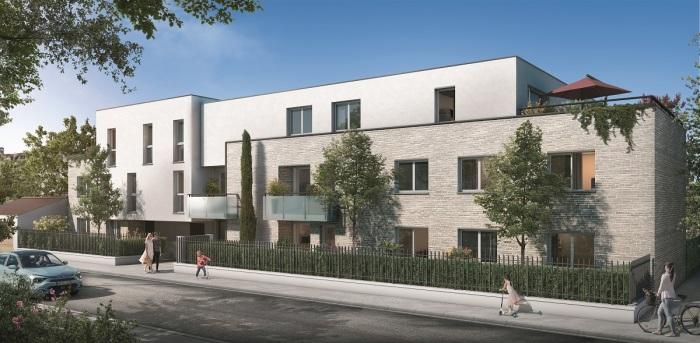 Appartements neufs Bonnefoy référence 5039 : aperçu n°2