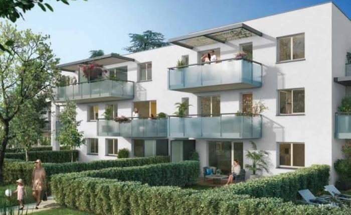 Appartements neufs Bonnefoy référence 5039 : aperçu n°0
